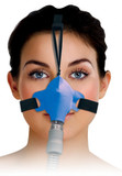 SLEEPWEAVER CPAP MASK WITH HOSE COVER