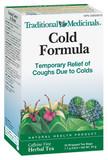 TRADITIONAL MEDICINALS COLD FORMULA TEA 20 BAGS
