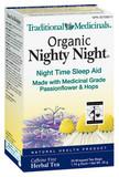 TRADTIONAL MEDICINALS ORGANIC NIGHTY NIGHT TEA 20 BAGS