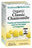 TRADTIONAL MEDICINALS ORGANIC CLASSIC CHAMOMILE TEA 20 BAGS