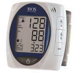 BIOS TALKING WRIST BLOOD PRESSURE MONITOR