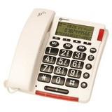 GEEMARC AMPLIVOICE TALKING CALLER ID PHONE