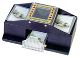ELECTRONIC PLAYING CARD SHUFFLER