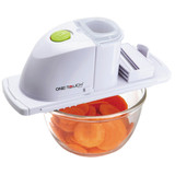 ONE TOUCH VEGETABLE SLICER