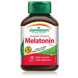 JAMIESON MELATONIN 10 MG DUAL ACTION 60 CAPS