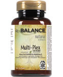 RX BALANCE WOMANS MULTI PLEX 60 CAPS