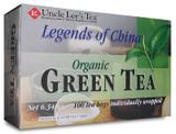 UNCLE LEE'S LEGENDS OF CHINA ORGANIC GREEN TEA 100BG