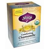 YOGI TEA CHAMOMILE HERBAL TEA 16