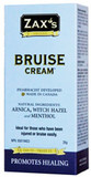 ZAX'S ORIGINAL BRUISE CREAM 28G