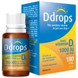 DDROPS 1000IU 180 DROPS