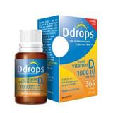 DDROPS 1000IU 365 DROPS