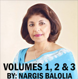 GINAN CD 3 PACK COLLECTION RECITED BY NARGIS BALOLIA