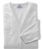 WOMENS ADAPTIVE ACRYLIC CARDIGAN WITH POCKETS