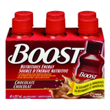 BOOST 6 PACK CHOCOLATE SHAKE 237ML