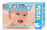 BAMBO PREMATURE PREMIUM BABY DIAPERS