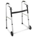 AIRGO FOLDING WALKER WITH PADDLE RELEASE