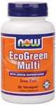 NOW FOODS ECO GREEN MULTI VITAMIN 90 VCAPS