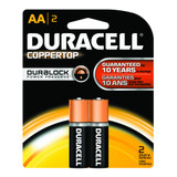 DURACELL AA BATTERY 1.5V 2 PER PACK