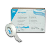 TAPE ADHESIVE MICROPORE 0.5""