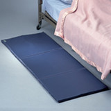 POSEY BEVELED FLOOR CUSHIONS NARROW 70 IN X 29 IN BEVELED