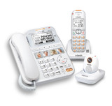 VTECH CARELINE HOME SAFETY TELEPHONE SYSTEM