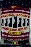 SWEET NOTHINGS CHEWY CANDY BELGIAN LICORICE