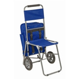 3 IN 1 DELUXE SHOPPING CART WITH SEAT