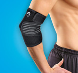 SYNERGY ADJUSTABLE ELBOW PREMIUM BRACE