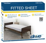 DRIVE MEDICAL FITTED BED SHEETS FOR HOSPITAL BEDS