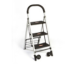BIOS STEP STOOL HAND TRUCK