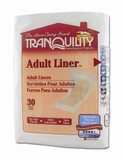 SAMPLE OF TRANQUILITY ADULT LINERS
