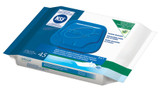 SAMPLE OF TENA FLUSHABLE WASH CLOTHS