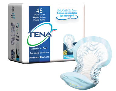 SAMPLE OF TENA DAY REGULAR PADS