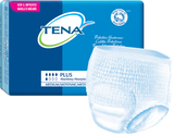 SAMPLE OF TENA PLUS PROTECTIVE UNDERWEAR