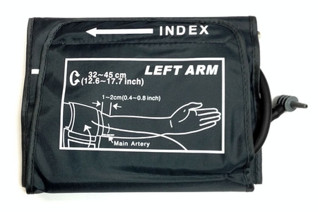 Large Cuff For Blood Pressure Monitors