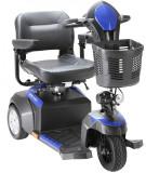 "Ventura 18"" 3 Wheel Folding Seat Mid Size Scooter - 1"