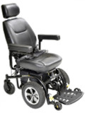 "Trident 18"" Standard Front Wheel Power Wheelchair"