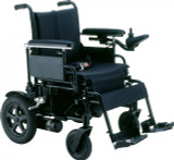 "Cirrus Plus Ec 22"" Folding Rear Wheel Power Wheelchair"