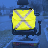 High Visibility Scooter Bags