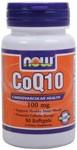 NOW FOODS COQ10 100 MG 50 SOFTGELS