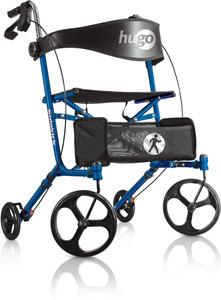 Hugo Sidekick Side Folding Rollator With Seat - 1