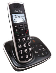 Clarity Amplified Bluetooth Cordless Phone