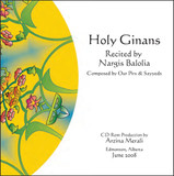 GINANS CD VOLUME 5 BY NARGIS BALOLIA