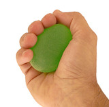 PURATHLETIC HAND THERAPY BALL HARD