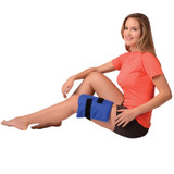 """CRYOBLAZE OLUS NECK HOT AND COLD PACK 7"""" X 22"""""""