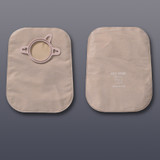 "HOLLISTER 18332 NEW IMAGE CLOSED POUCH BEIGE QUIETWEAR FABRIC 9""L 1 3/4"""