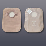 "HOLLISTER 18354 NEW IMAGE CLOSED POUCH BEIGE 7""L 2 3/4"""