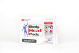 EXOTHERMIC BODY HEAT PADS 5 PACK