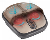 HOMEDICS AIR COMPRESSION + SHIATSU FOOT MASSAGER WITH HEAT