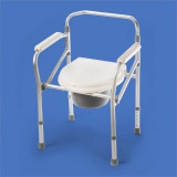 MOBB FOLDING COMMODE